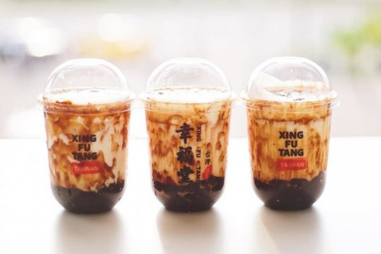 """Panna Cotta Dessert Series"", menu baru Xing Fu Tang Indonesia"