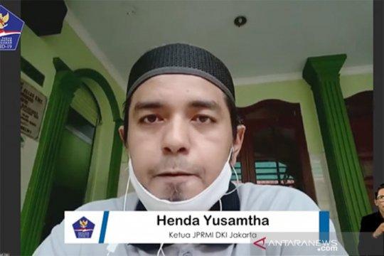75 persen masjid di Jakarta sudah laksanakan shalat Jumat
