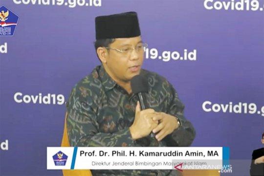 Kemenag akan evaluasi pelaksanaan Shalat Jumat selama pandemi COVID-19