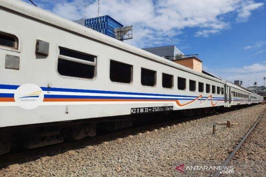 KAI Sumut akan operasikan kembali enam perjalanan kereta api lokal