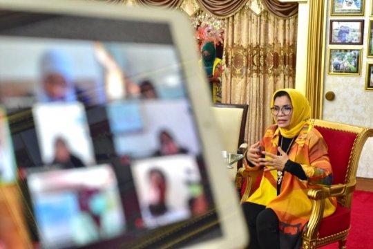 PKK Sulsel berdayakan perempuan dan anak di masa pandemi