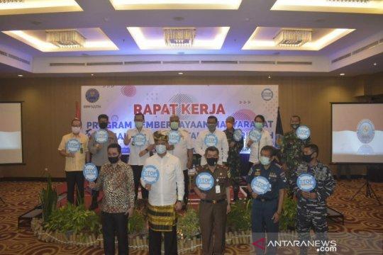 BNN-Pemprov Sultra koordinasi program pemberdayaan antinarkoba