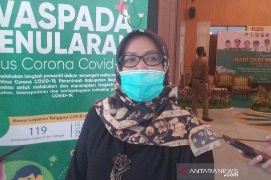 Belum landai, bertambah 11 pasien COVID-19 di Kabupaten Bogor