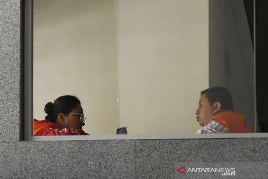 Saksi akui dapat Rp2 juta karena hitung uang dari Harun Masiku