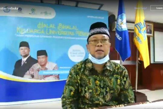 Rektor: Pendidikan jarak jauh rekatkan persatuan bangsa