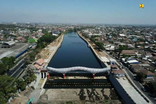KemenPUPR: Rehabilitasi Bendung Tirtonadi kendalikan banjir Kota Solo