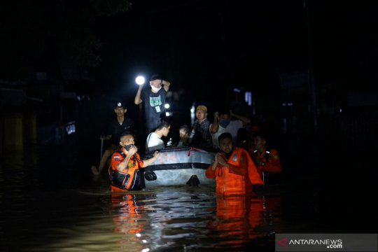 Banjir di Kota Gorontalo