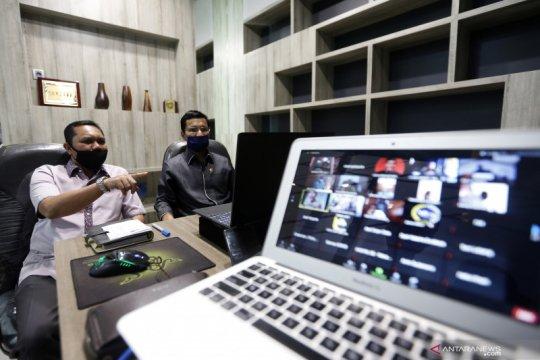 Rapat virtual Asosiasi DPRD Seluruh Indonesia