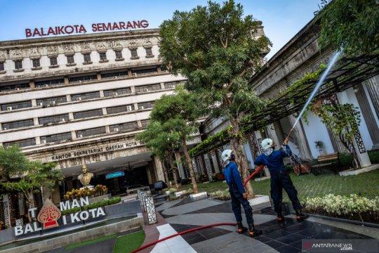 Temuan klaster COVID-19 Pemkot Semarang