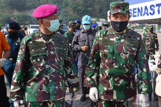 Pemberlakuan TSS Selat Sunda dan Lombok