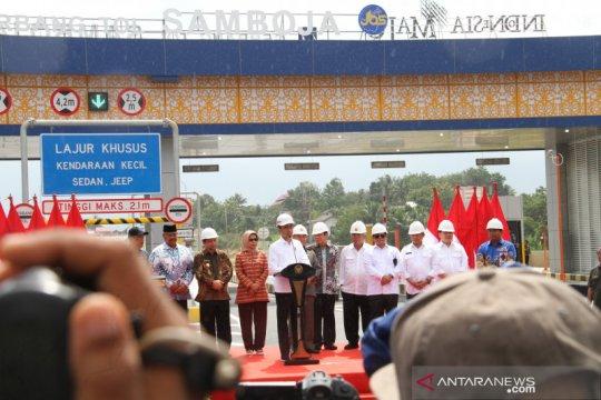 Tarif Tol Balikpapan-Samarinda mulai berlaku 14 Juni