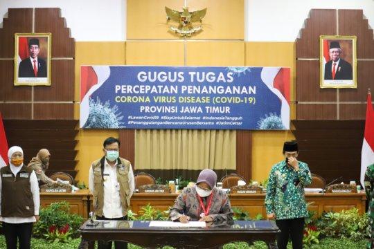 350 kampung tangguh di Surabaya siap diresmikan