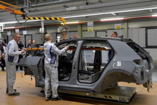 ID.3 mobil listrik Vokswagen akan dikirim pada September