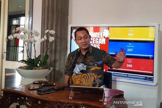 Wali Kota Semarang: Apa benar yang zona merah hanya tiga?
