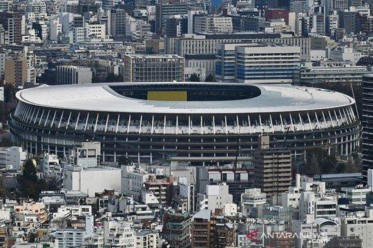 80 persen arena telah dipastikan untuk Olimpiade tahun depan