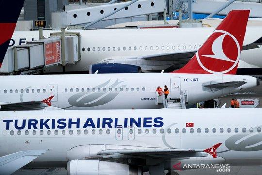 Turkish Airlines kembali buka penerbangan ke China, AS pada Juni