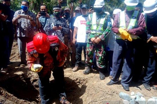 Aceh Barat bangun jembatan Rp31,5 miliar untuk bangkitkan ekonomi