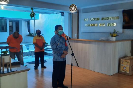 Kasus sembuh meningkat RS lapangan di Ambon ditutup