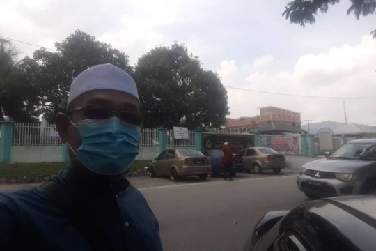 WNI di Malaysia tanggapi beragam larangan sholat Jumat warga asing