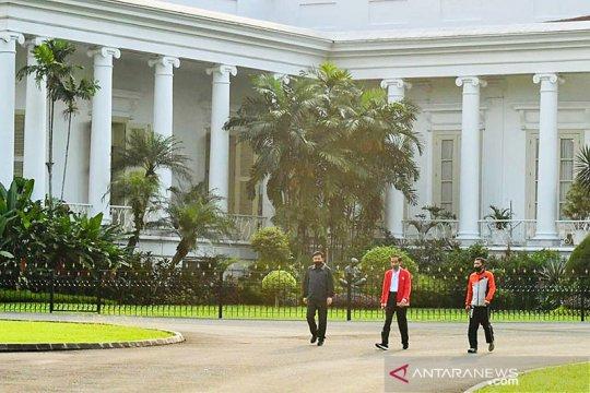 Istana sebut Presiden gelar rapat tertutup sebagai hal biasa