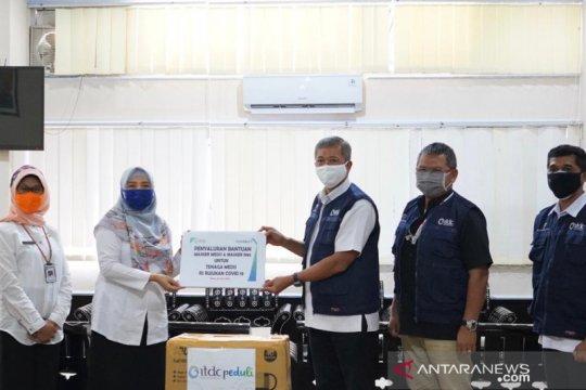 11 rumah sakit di Bali-NTB dapat sumbangan masker dari ITDC