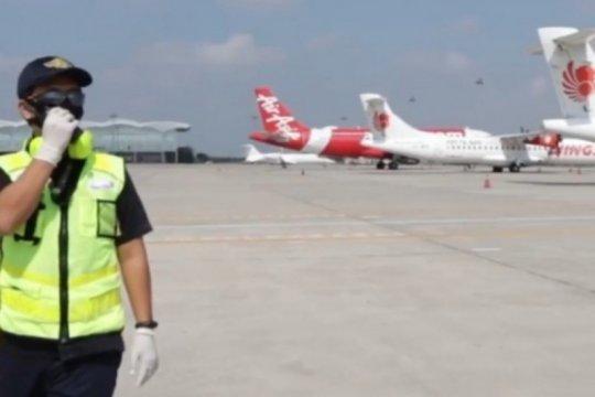 Tren jumlah penumpang pesawat di Bandara Kualanamu alami peningkatan