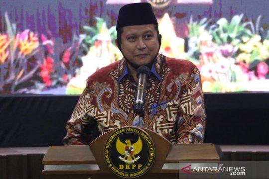 DKPP tegaskan tak akan cabut sanksi pemberhentian Evi Novida Ginting
