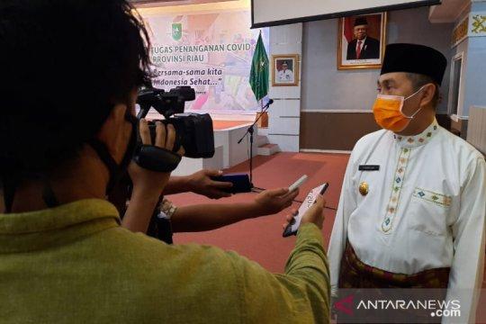 Gubernur Riau: Pemuka agama wajib tes usap COVID-19