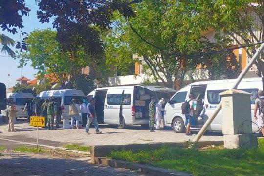 336 pekerja migran Indonesia tiba di Pelabuhan Laut Tanjung Benoa Bali