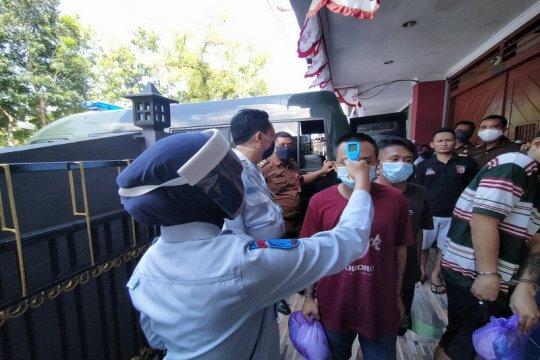 Kejari Kulon Progo pindahkan sembilan narapidana ke Rutan Wates