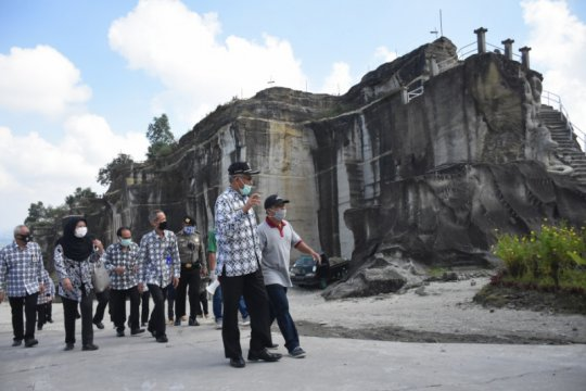 Bupati: Sektor pariwisata Sleman siap laksanakan protokol normal baru