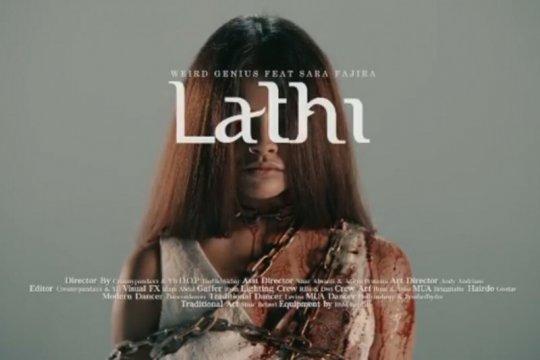 "Sara Fajira ungkap pembuatan lirik bahasa Jawa ""Lathi"""