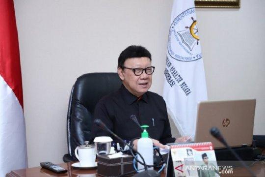 Tjahjo dukung penguatan lembaga BIN dan BNPB
