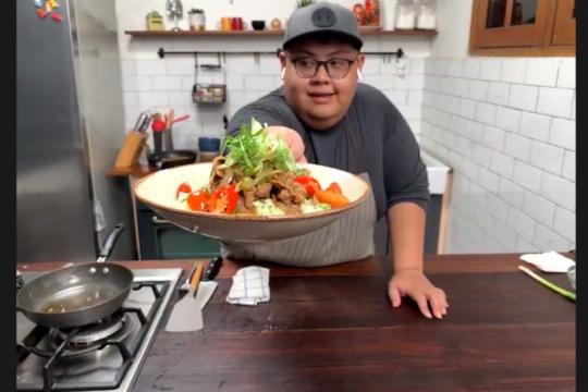 Inspirasi menu nasi pakai kembang kol? ini resepnya