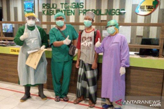 Pasien COVID-19 yang sembuh di Probolinggo bertambah delapan orang