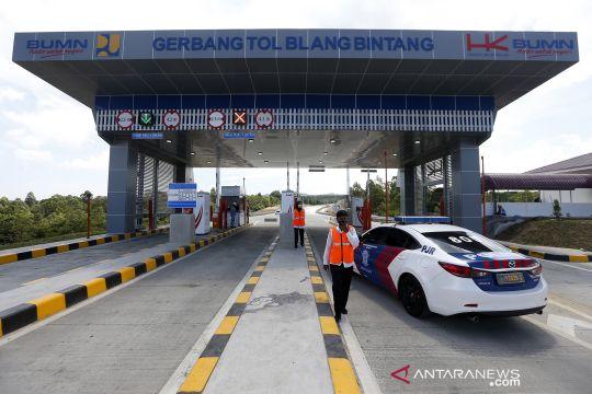 Tol Blangbintang-Indrapuri siap dioperasikan Juli 2020