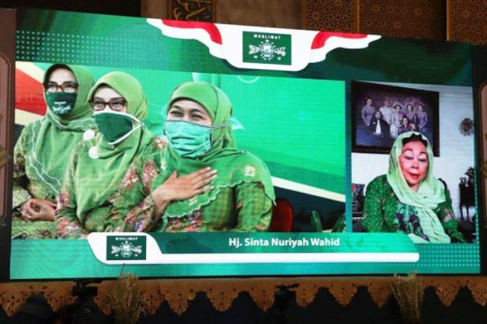 Muslimat NU harapkan Indonesia segera zona hijau COVID-19