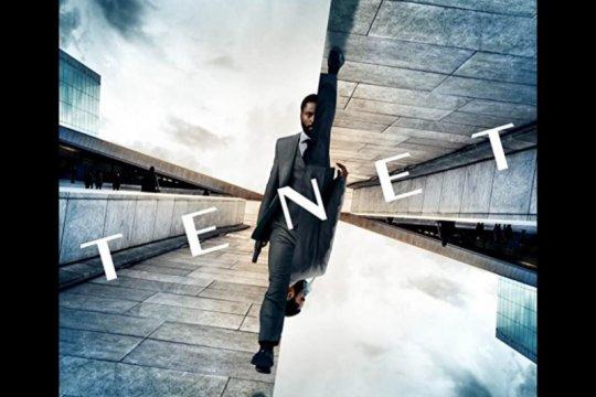 """Jadwal tayang film """"Tenet"""" ditunda lagi sampai waktu tak ditentukan"""