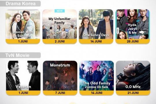 9 rekomendasi drama dan film Korea Selatan di Viu pada Juni