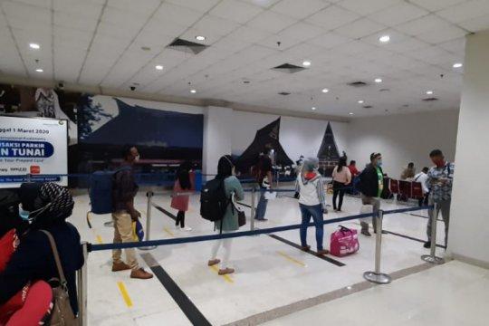 Bandara Kualanamu jalankan protokol kesehatan penumpang luar negeri