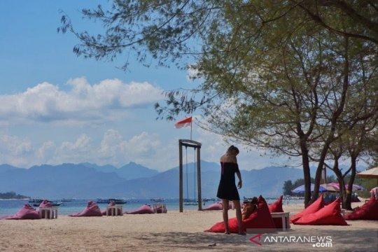 Wisata 3 gili lesu, Pemkab Lombok Utara pangkas target PAD