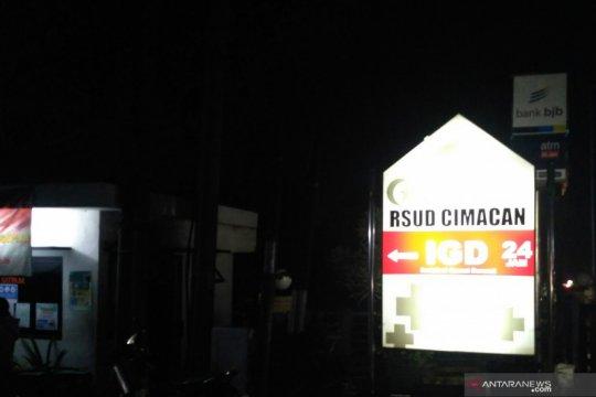 Pramono Edhie sempat dirawat 3 jam di RSUD Cimacan Cianjur