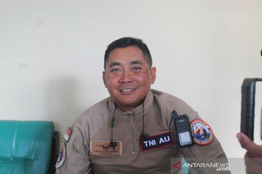 TNI AU di Wamena bantu tangani pasien COVID-19