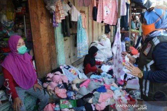 Operasional kios Pasar Jangkrik akan dibatasi aturan ganjil-genap