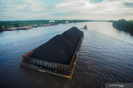 Pemerintah jajaki pasar baru ekspor batu bara