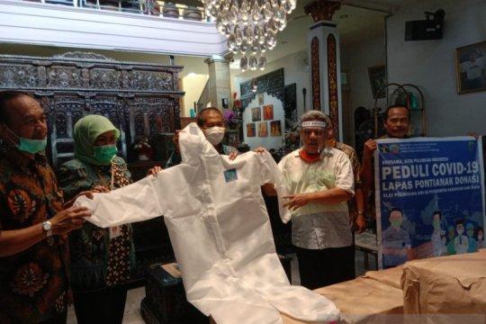 Bupati Kubu Raya apresiasi produksi APD dari LP Pontianak