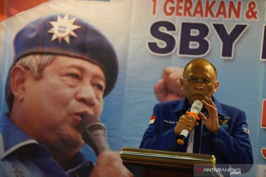Wayan: Tidak ada Partai Demokrat tanpa SBY