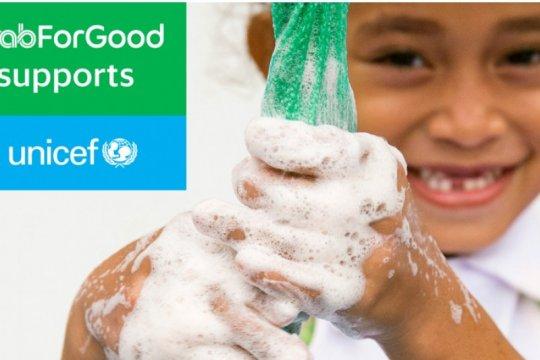 Grab dukung Unicef lindungi anak Indonesia dari COVID-19