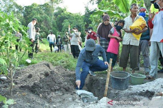 Pemprov Babel rehab rumah warga tak layak huni di daerah terpencil