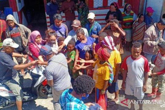 3.100 APD disumbangkan KPA Tolikara-Papua untuk tangani corona
